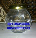 Botol Selai Segi Delapan 250 ml Telp 085779061713