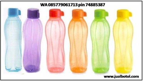 harga botol plastik