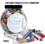 Souvenir Pernikahan Unik souvenir toples Coklat motif Bintang