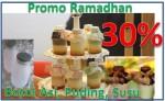 Botol Susu, Asi, Puding Diskon 30% Promo Ramadhan