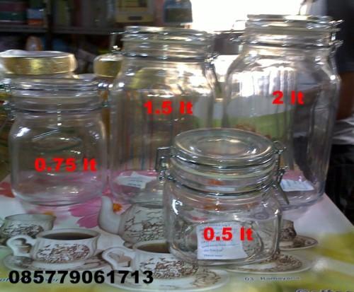 jual jar murah, jual gelas jar, grosir toples kaca, botol selai, jual botol kaca unik