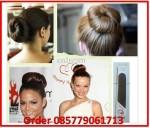 ikat rambut ajaib telp 085779061713