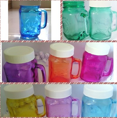drinking jar warna