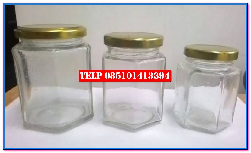 Jual Botol Hexagonal 85ml telp 085779061713