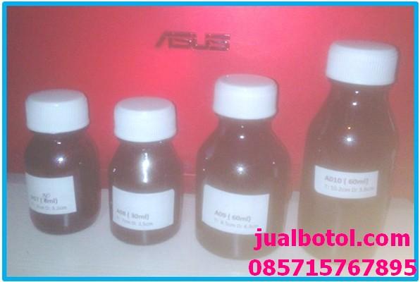 Botol Amber Kaca 30ml Telp 085715767895