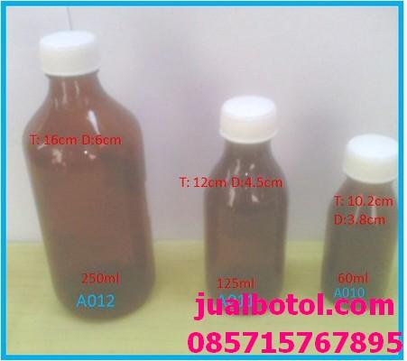 jual botol beling 60ml telp 085715767895
