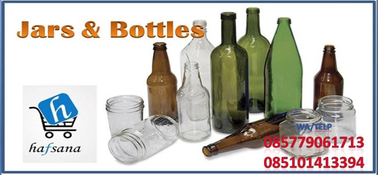 Jual Botol Kaca Selai & Madu Telp 085779061713