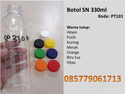 Botol Plastik SN 330ml