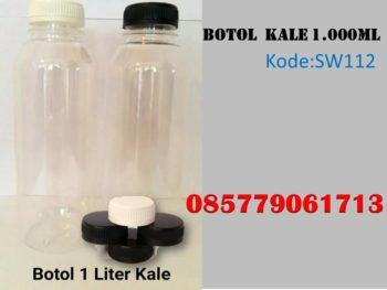 Botol Plastik kale 1000 ml