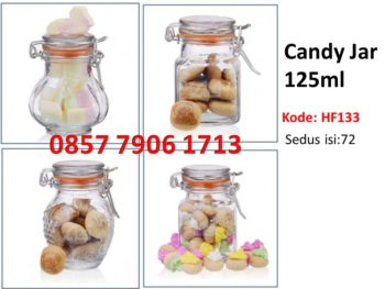 candy jar 125ml