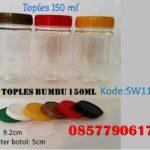 Toples Plastik bumbu 150ml