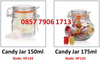 candy jar 150ml