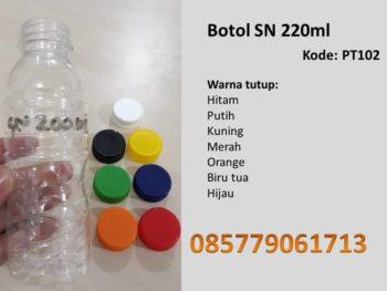Botol Plastik SN 200ml