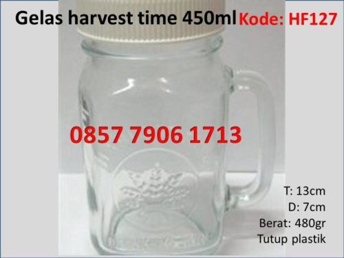 gelas harvest 450ml