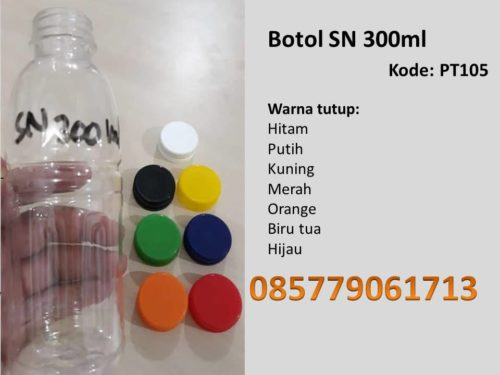 Botol Plastik SN 300ml