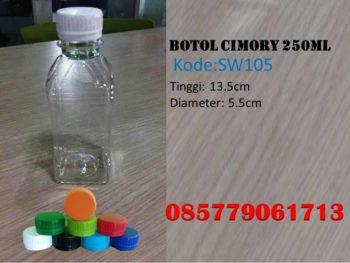 Botol Plastik cimory 250ml