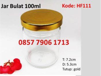 Jar Selai Madu Bulat 100ml