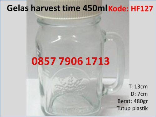 gelas harvest 450ml