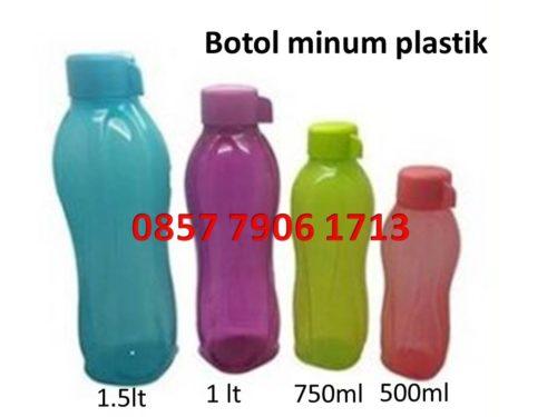 botol minum plastik 500ml
