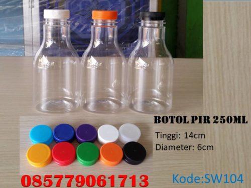 Botol Plastik pir 250ml